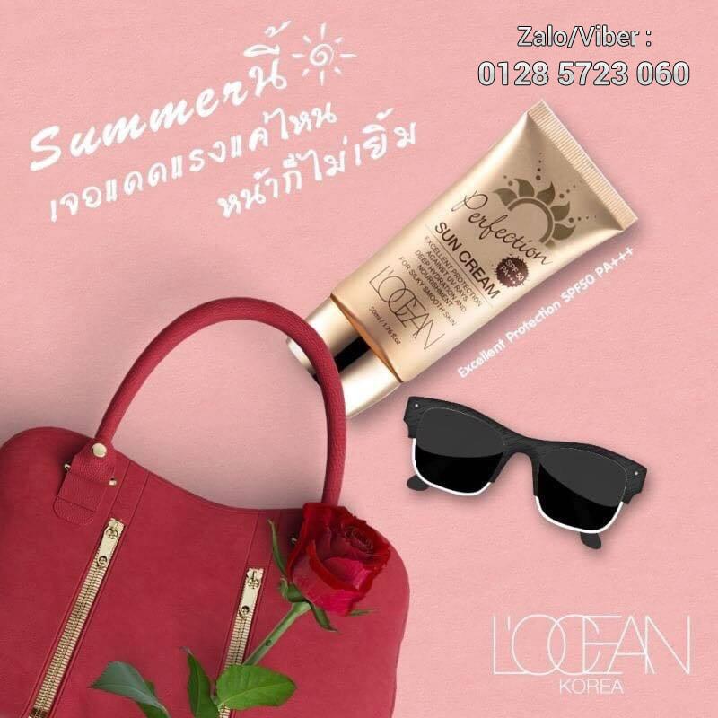 Kem Lót Chống Nắng Collagen SPF50/PA - Sun Cream
