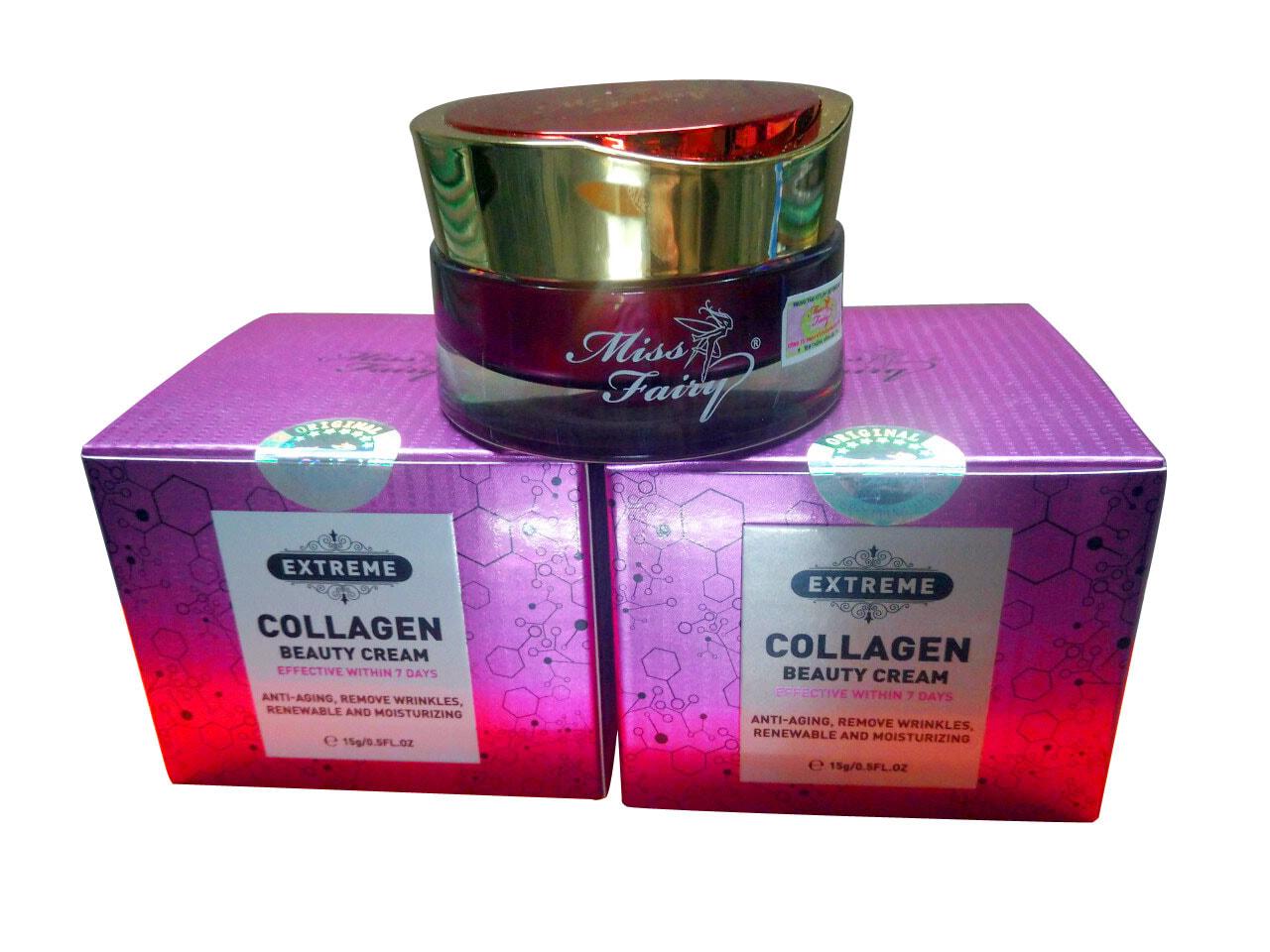 Kem dưỡng da tinh chất Collagen - Nhau thai cừu