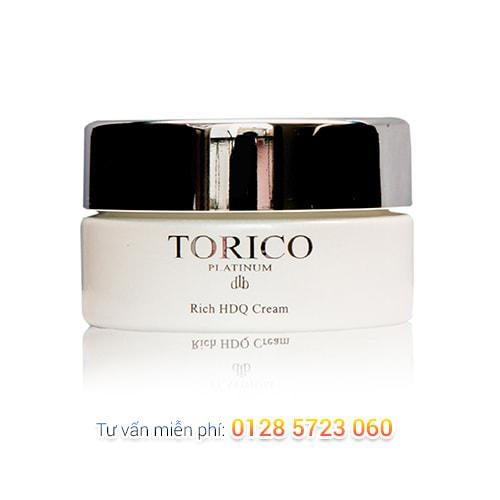 Kem dưỡng phục hồi tăng năng lượng Torico Rich HDQ Cream