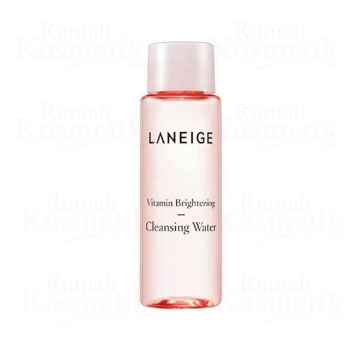 Laneige Vitamin Brightening Cleansing Water 25ml