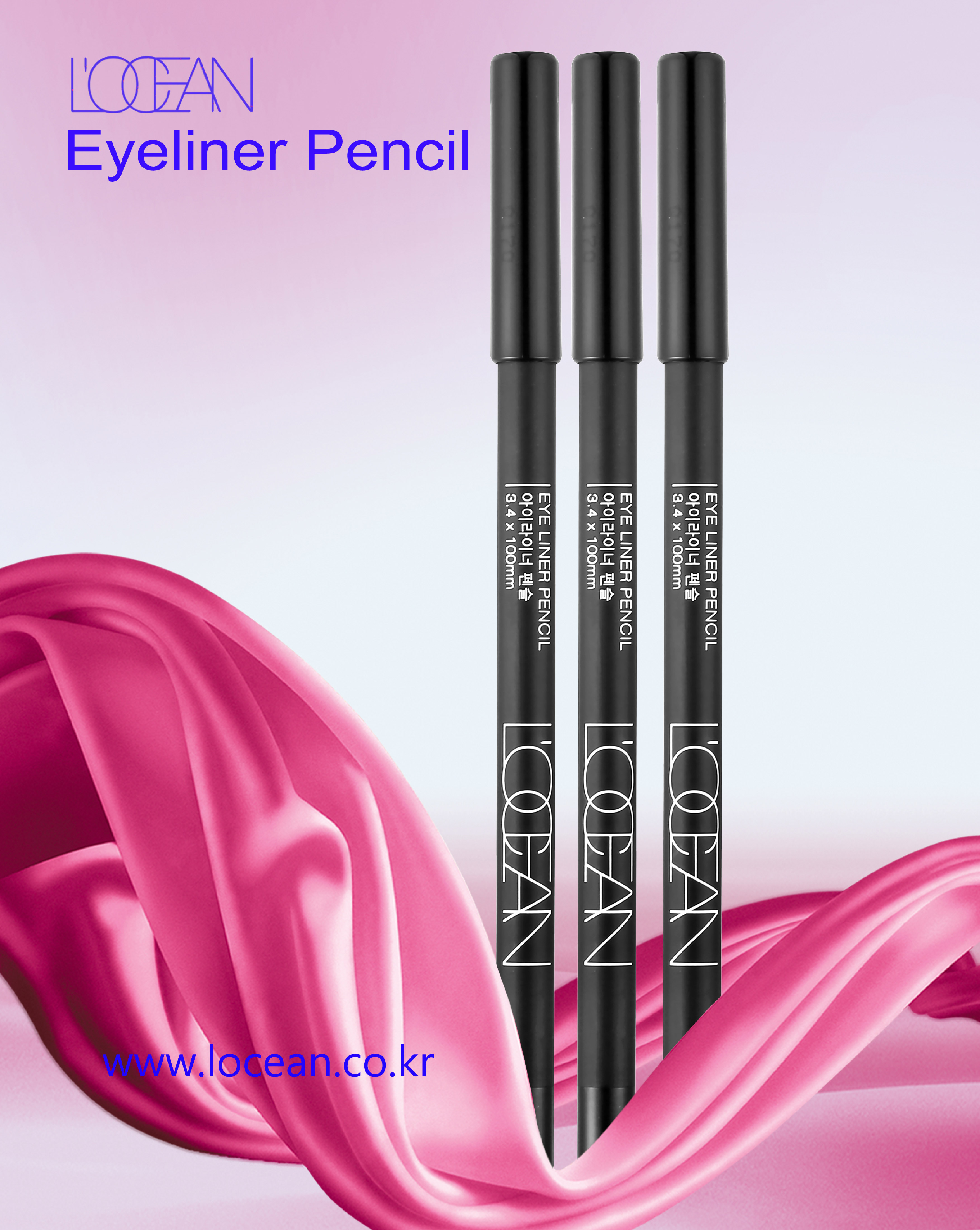 Chì Viền Mí L'ocean Eye Liner Pencil