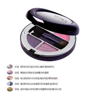 Bộ trang điểm chuyên nghiệp mắt và môi Ohui Art Signature