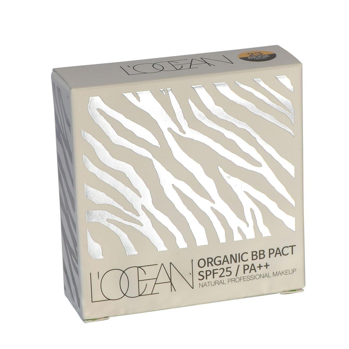 Phấn nền chống nắng L'ocean BB Organic Spf25/pa