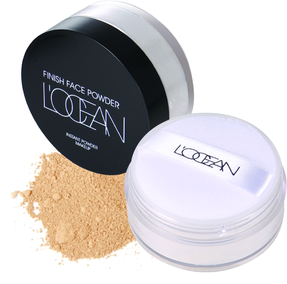 Phấn phủ L'ocean siêu mịn – Perfection Finish Face Powder