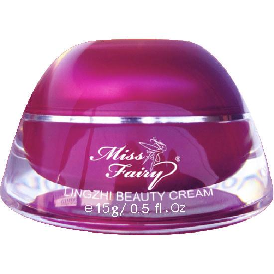 Kem dưỡng trắng da Miss Fairy hổ trợ trị mụn chiết xuất từ linh chi - Lingzhi Beauty Cream