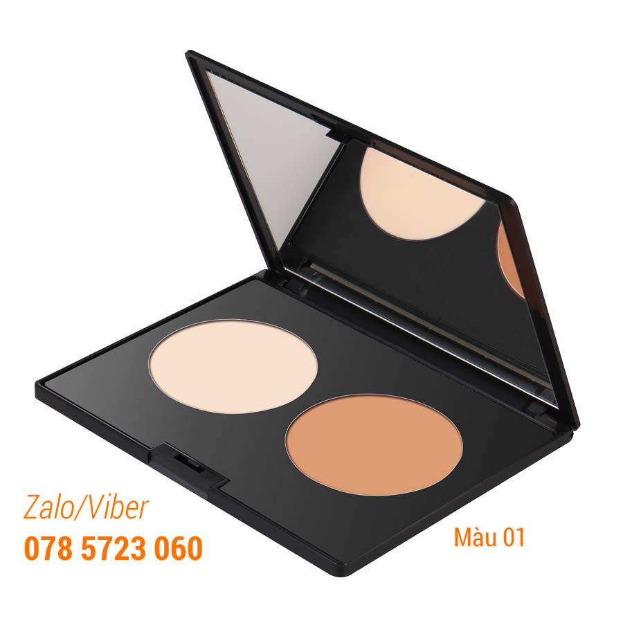 Phấn Highlight L'ocean Perfection Double Shading Compact