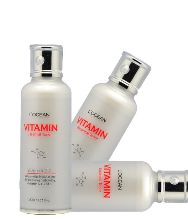 Tinh Chất Hoa Hồng Vitamin - Essential Toner