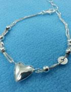 Lắc tay bạc LT025