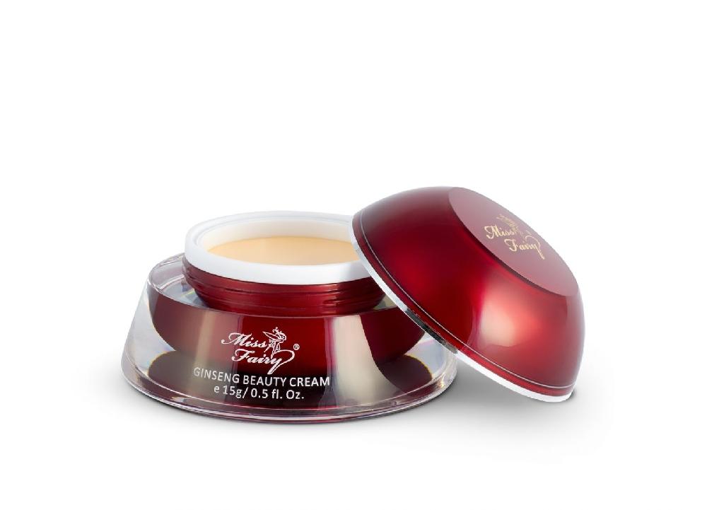 Kem Miss Fairy dưỡng trắng da chiết xuất từ nhân sâm - Ginseng Beauty Cream