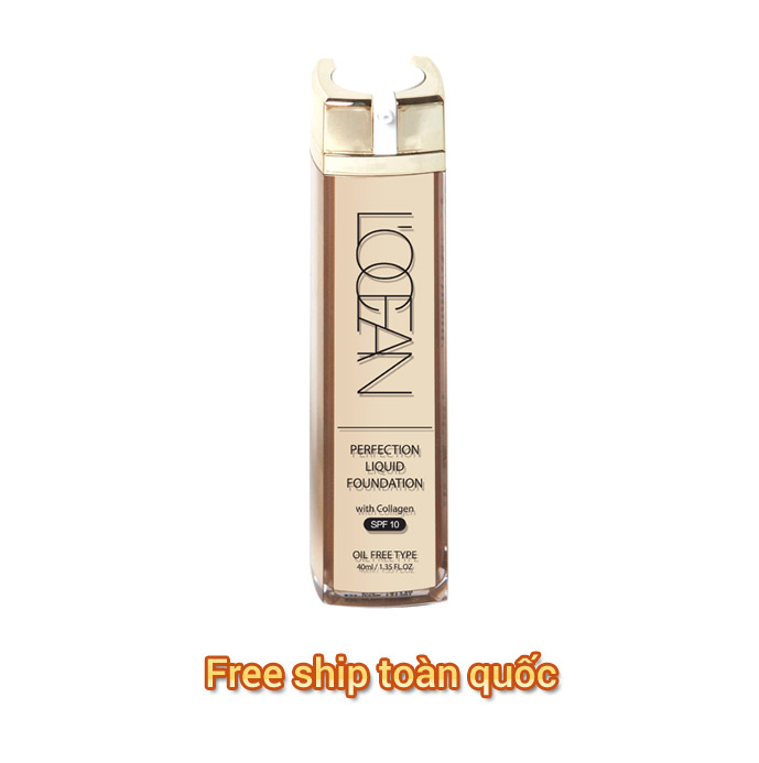 Kem Lót Nền Trang Điểm Collagen - SPF10 - Perfection Liquid Foundation With Collagen - SPF10