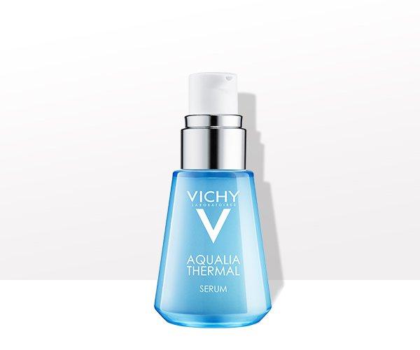 Tinh chất Serum dưỡng ẩm Vichi Aqualia Thermal cho da khô và nhạy cảm