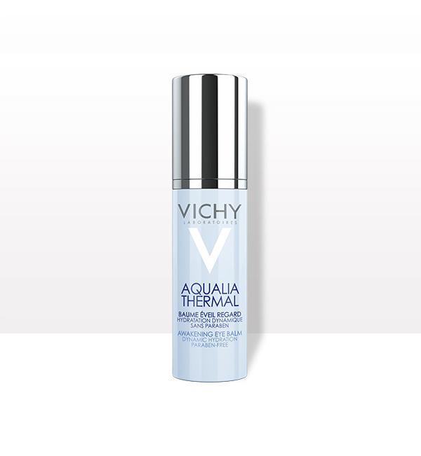 Kem dưỡng ẩm Vichy Aqualia Thermal giúp giảm quầng thâm và bọng mắt