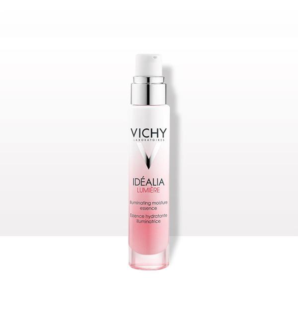 Tinh chất dưỡng da Vichy Idealia Lumiere trắng hồng căng mọng