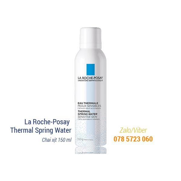 Nước xịt khoáng La Roche-Posay Thermal Spring Water