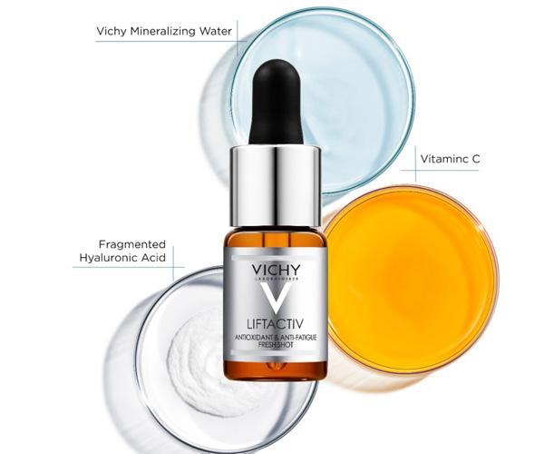 Dưỡng chất Serum Vitamin C 15% làm sáng da giảm nếp nhăn Liftactiv Vitamin C Brightening Skin Corrector
