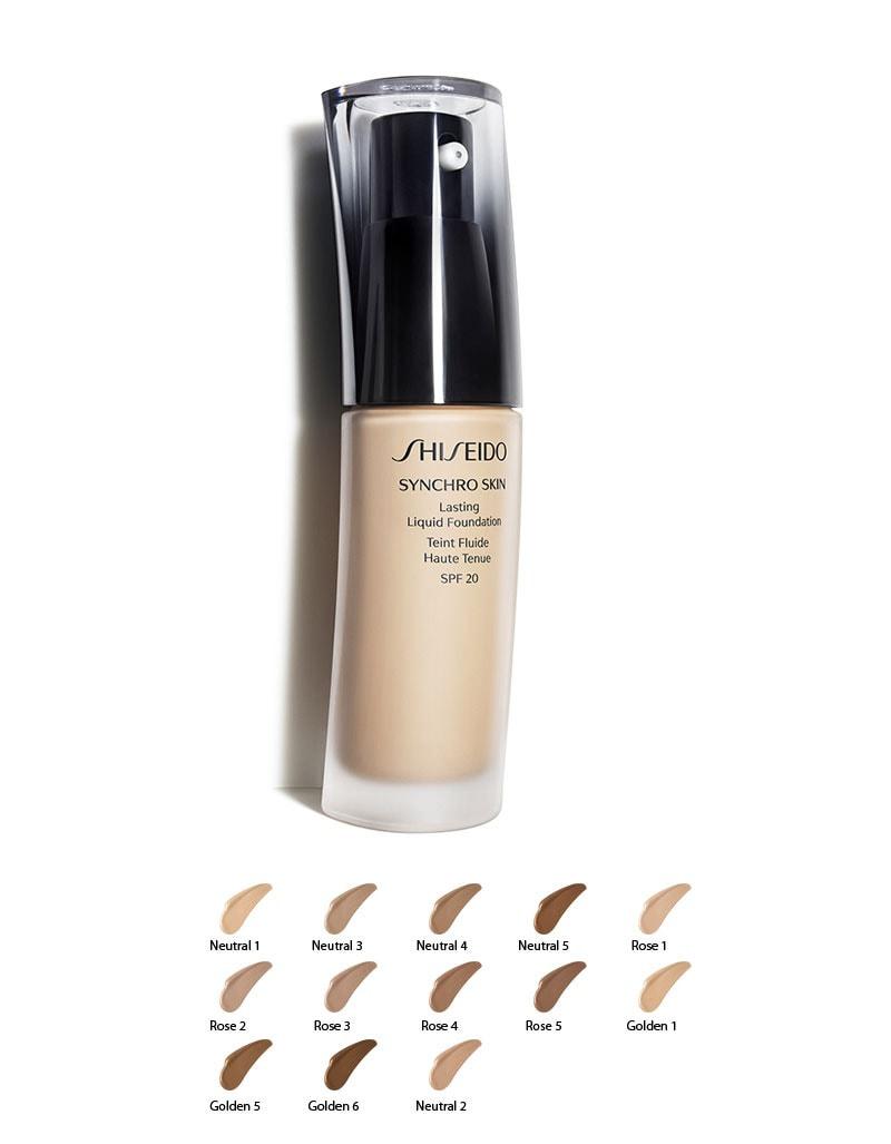 Phấn nền trang điểm Synchro Skin Lasting Liquid Foundation dạng lỏng
