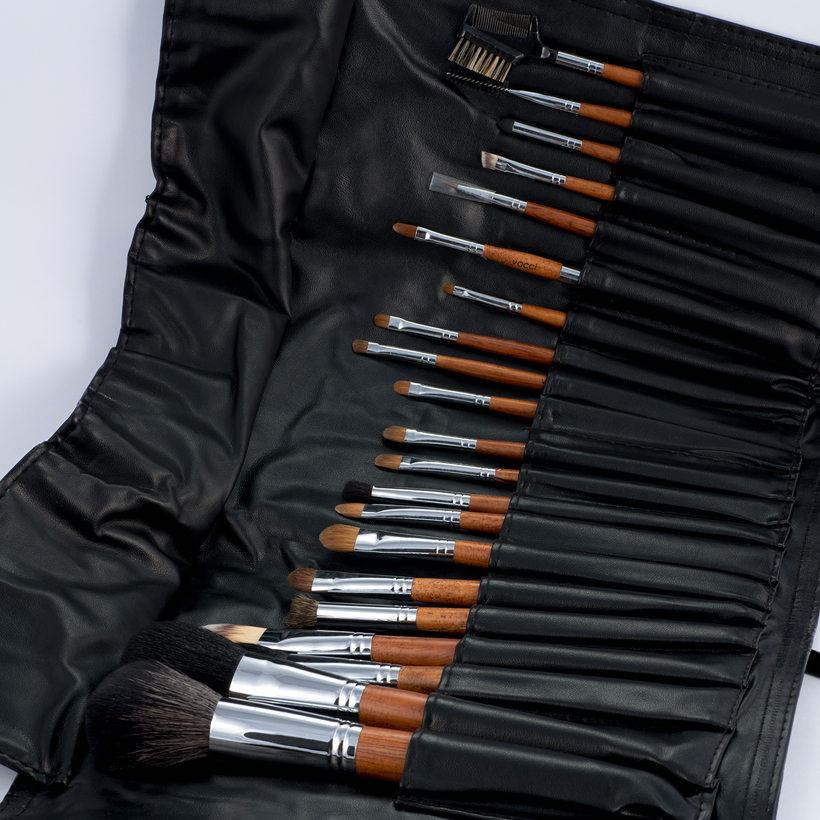 Bộ cọ trang điểm Vacci cao cấp chuyên nghiệp Brushes Big