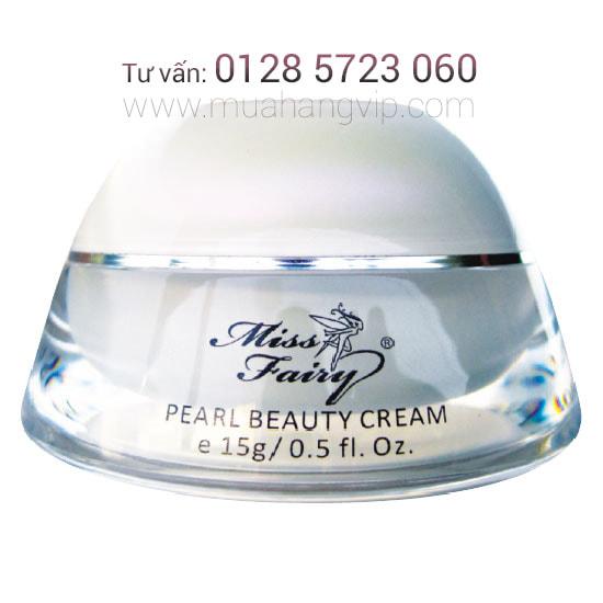 Kem dưỡng trắng da Miss Fairy Ngọc trai - Pearl Beauty Cream
