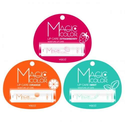 Son dưỡng môi Vacci Magic Color Lip Care