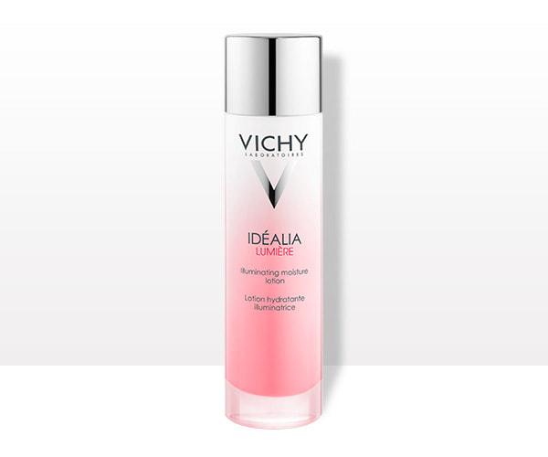 Dung dịch Vichy Idealia Lumiere cân bằng và dưỡng da trắng hồng căng mọng