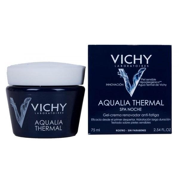 Mặt nạ ngủ Vichy Aqualia Thermal Night Spa cung cấp nước