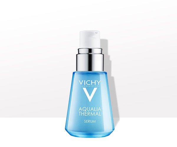 Tinh chất Serum Vichy dưỡng ẩm Aqualia Thermal cho da khô và nhạy cảm